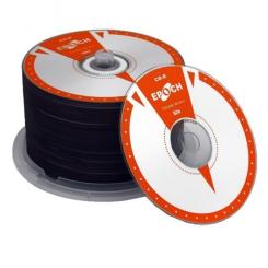 سی دی خام اپچ مدل CD-R 52x بسته 50 عددی