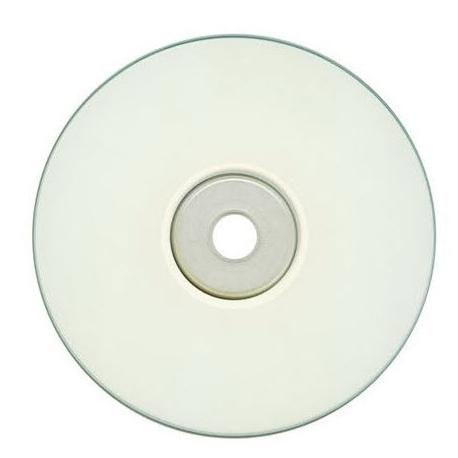 سی دی خام قابل چاپ پک 50 عددی - پرینتیبل