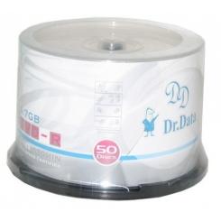 دی وی دی دکتر دیتا DVD Dr.DATA - پک 50 عددی باکسدار