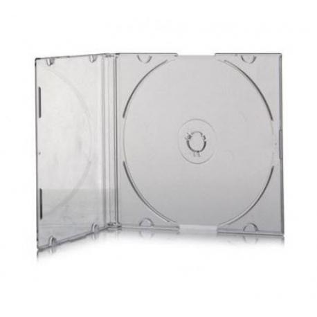 قاب CD و DVD باریک کف مشکی